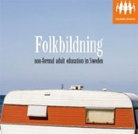 Foldern Folkbildning - non-formal adult education in Sweden
