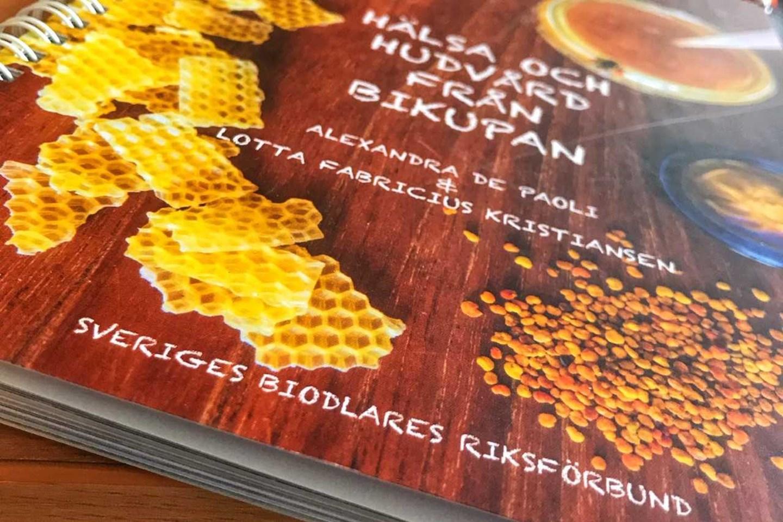 hälsa och hudvård från bikupan